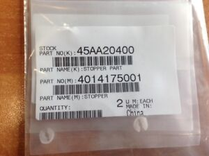 Konica Minolta Stopper 45AA20400 set of 2 bizhub PRO 920 1200P