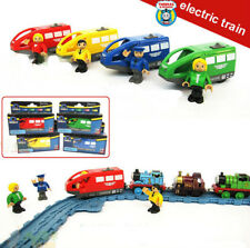 Electric Magnetic Small Trains Locomotive Drivers For Wooden Thomas Rail Tracks