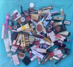 Huge Makeup Lot Full Size & Samples Palettes Mascara Primer Eyeliner Tarte Ipsy