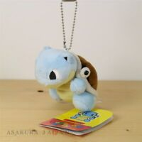 Pokemon Center Original POKEMON DOLLS Plush Mascot Key Chain Blastoise Japan
