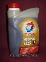 TOTAL fluide LDS ÖL für HYDRACTIVE 3 bei Citroen Hydraulikfluid 1 Ltr.