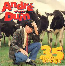 """ANDRE VAN DUIN - 35 Koeien (1991 VINYL SINGLE 7"""")"""
