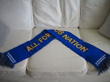 Golden State Warriors Scarf All For Dub Nation