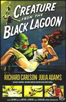 Creature from the Black Lagoon Movie POSTER 11 x 17 Richard Carlson, A