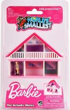 Worlds Smallest (5011) Barbie Dreamhouse, Multi
