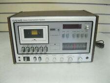 Vintage Craig Model A 2000 Am/Fm Stereo Cassette Player