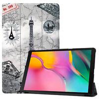 Housse pour Samsung Galaxy Tab A SM-T510 SM-T515 Sac Couverture de Cas