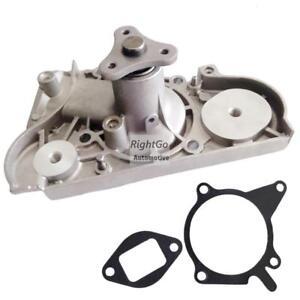 Water Pump Mazda 323 BF BG MX-5 NA B6-T 1.6L Turbo 1.8L BP-DOHC 1.8L Petrol 16V