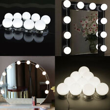 LED Vanity Mirror Lights Kit with Dimmable Light Bulbs Lighting Fixture Strip AU