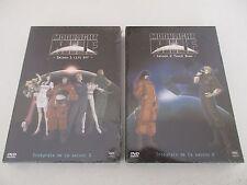 MOONLIGHT MILE - INTÉGRALE DE LA SAISON 1 & 2 - LOT DE 2 COFFRETS 6 DVD - NEUF