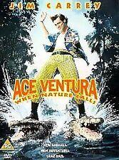 Ace Ventura When Nature Calls DVD Simon Callow NEW REGION 2 FAST UK POST
