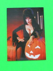 1996 COMIC IMAGES ELVIRA MISTRESS OF THE DARK PROMO CARD