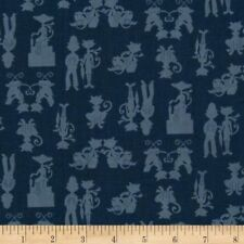 CATS Fabric Fat Quarter Cotton Craft Quilting LONDON CATS