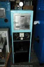 Blue M Industrial Laboratory Vacuum Oven Amp Pump Pom 12va 2 500f Works Well