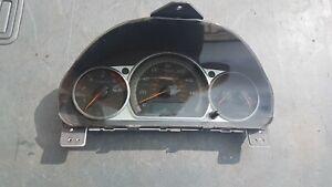 HONDA CR-V MK2 05-06 2.2 i-CTDI  SPEEDO INSTRUMENT CLUSTER DIALS CLOCK HR0333098