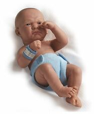 Jc Toys La Newborn 14'' First Day Newborn Real Boy Anatomically Correct New