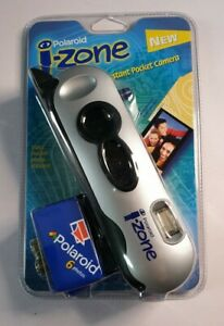 Polaroid I-Zone Instant Pocket Camera New still sealed in packaging with film