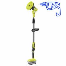 More details for ryobi r18tps-0 18v one+ cordless telescopic power scrubber ( body only )