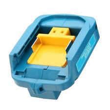 USB Adaptor for Makita DEAADP05 Li-Ion 14.4V 18V LXT Batteries Charger #2