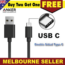 Anker USB 3.1 Type C Data Fast Charging Cable USB-C for LG Samsung Galaxy S8 S8+