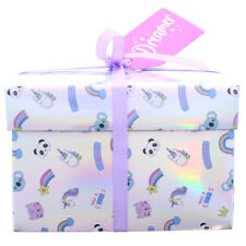 Unicorn Bath and Body Box Christmas Gift Set