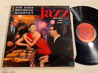 The Dave Brubeck Quartet Jazz Red Hot & Cool Paul Desmond LP Columbia 6 Eye VG+!
