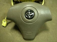 Corolla Main Front factory Air Bag OEM Toyota Driver/Steering Airbag TAN/BEIGE