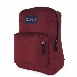 JANSPORT Superbreak One Backpack Viking Red EK0A5BAGN70 JANSPORT Schoolbag