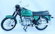 Schuco Motorrad 1 10 BMW R75/6 grün Zustand NEU