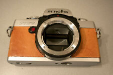 (PRL) MINOLTA XG7 PEZZI RICAMBIO RICAMBI SPARE PART PARTS AS IT IS LIKE PICTURE