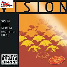 Thomastik Vision Violin String Set  4/4 Medium --NIB!