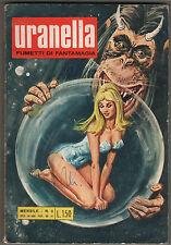 URANELLA  N.3 LA SFERA DI CRISTALLO 1966  edizioni bianconi