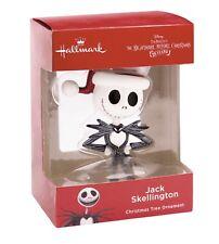 Hallmark The Nightmare Before Christmas 25 Years Ornament - JACK SKELLINGTON