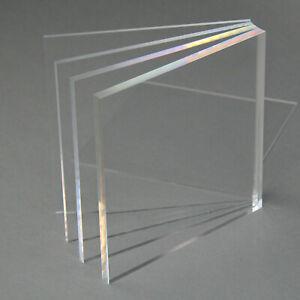 5 mm stark beidseitig foliert Acrylglas-Zuschnitt Rund bruchfest /& vielseitig anwendbar gepr/üfter UV-Schutz /Ø 100 mm Kreiszuschnitt aus Acryl als transparente Acrylglas- Plexiglas-Platte