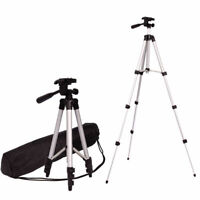 USA Professional Camera Tripod Stand Mount Holder for iPhone Samsung Cell Phone