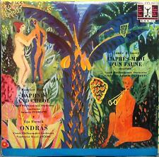 PEDROTTI ANCERL ravel debussy hurnik LP Mint- GMM 46 Vinyl Venezuela RARE