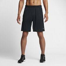Nike Fly 9 Herren-Trainingsshorts Trainingshose Schwarz Neu