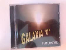 "FED CONORS CD GALAXIA "" 0 "" ALMEDAF RECORDS ""O"" ""0""   MUY RARO Y UNICO EN EBAY !"