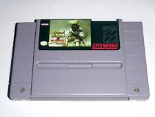 Mystery Dungeon 2 Shiren The Wanderer - game For SNES Super Nintendo - Roguelike
