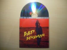 Kat Frankie - Bad Behaviour *PROMO* [ CD SINGLE ]