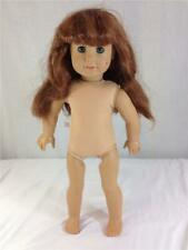 American Girl Doll Pleasant Co Just Like You Brownish Red Hair Bangs Blue Eyes