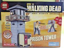 The Walking Dead TV Prison Tower McFarlane Toys NIB building set 459 PCS.