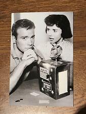 Vintage — William Shatner/Twilight Zone/mystic Seer —Pinup Photo.4x6.