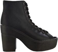 Synthetic Block Heels for Women