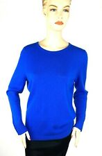 NEW with Tag Super Soft 100% Cashmere  Talbots Ladies Sweater SZ. Large Wowza!