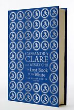 Lost Book of The White: Cassandra Clare SIGNED Waterstones Runes Limited Edition