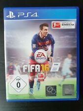 Fifa 16 - PS4 Playstation Spiel Game - Fussball Sport