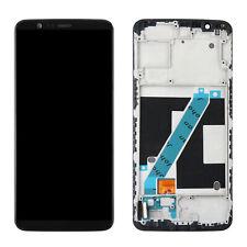 LCD Display Touchscreen Bildschirm Digitizer mit Rahmen für Oneplus 5T 1+5T