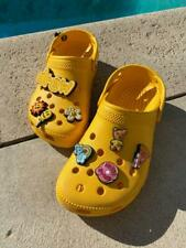 Justin Bieber Drew House Crocs Clog (Sizes 6 Mens + Womens) [FAST SHIPPING]
