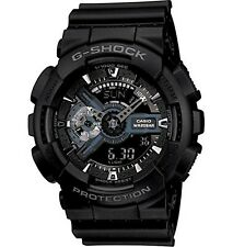 Casio G-Shock Ana-digital World Time Black Dial Men's watch GA-110-1BDR